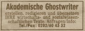 Welt am Sonntag (18.11.1994)