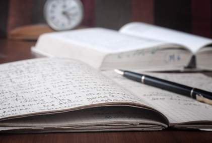 Das Schreiben in der Germanistik