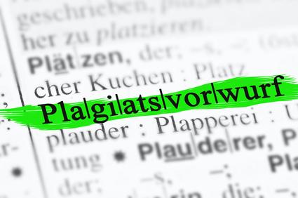 Ghostwriter Plagiat