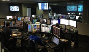 Arbeitsplatz am Bildschirm