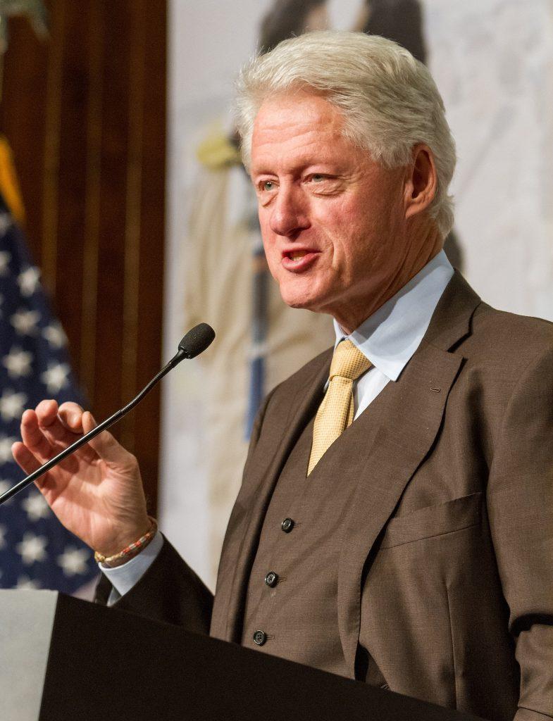 Bill Clinton Rede