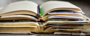 Studium Bücher Literaturwissenschaft
