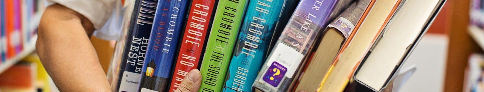 Bücher für die Magisterarbeit