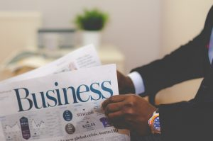 Zeitung Business