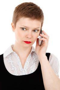 Blog: Artikelbild als Teaser – Business-Frau