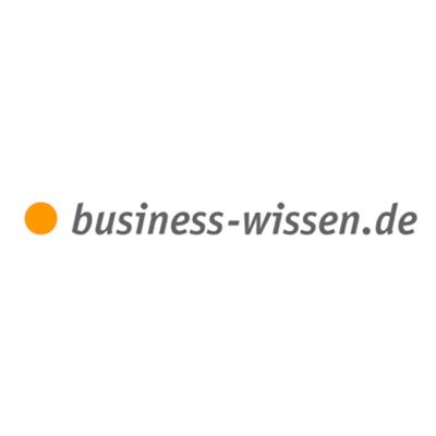 Dr. Franke auf business-wissen.de