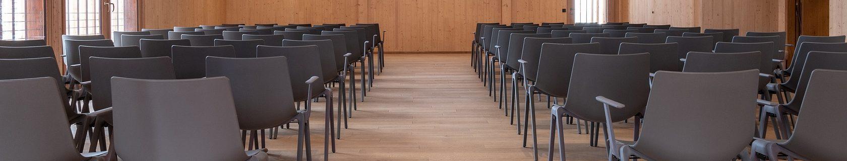 Meeting für Präsentation
