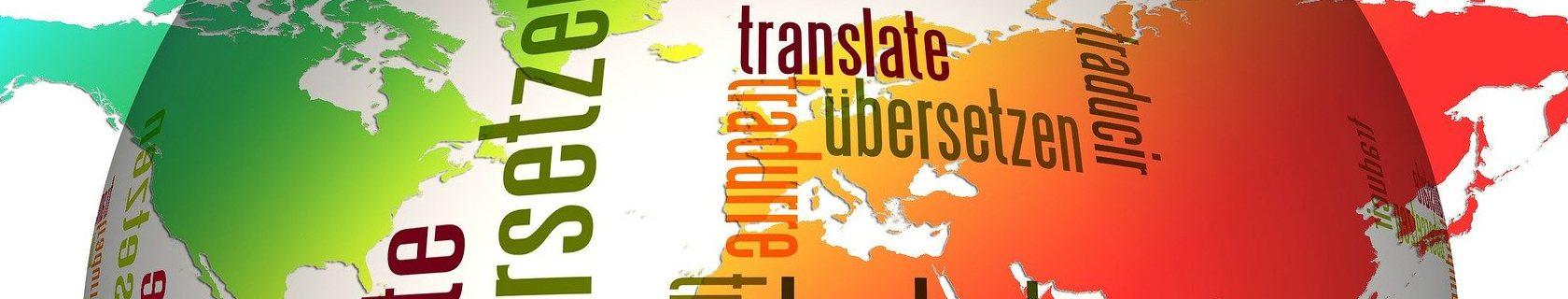 Titelbild: Fachübersetzung anfertigen lassen