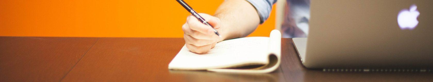 Habilitation schreiben