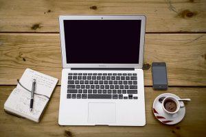 Blog: Artikelbild als Teaser – Home-Office