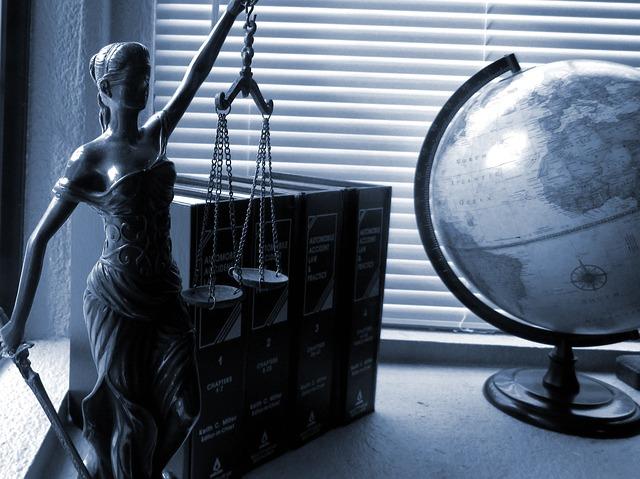 Blog: Artikelbild als Teaser – Lady Justice (Justicia)