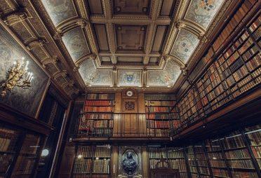 Vom Wert der Bibliothek (I)