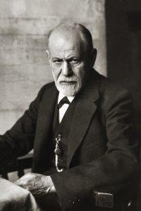 Porträt Sigmund Freud