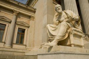 Statue Herodot