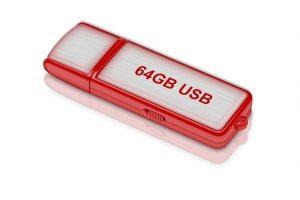 Blog: Artikelbild als Teaser – 64GB USB-Stick