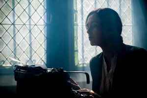 Das Gesicht einer Ghostwriterin